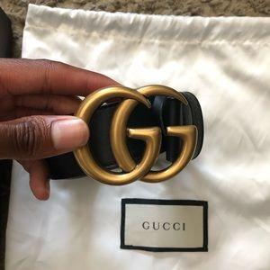 Gucci Marmont Belt sz 80